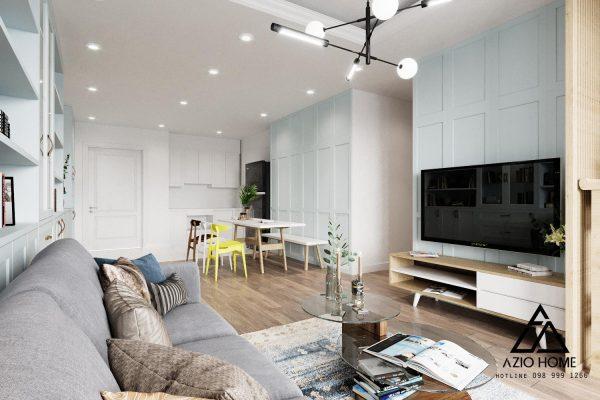 Bước thiết kế thi công nội thất giúp tạo ra một căn nhà đẹp