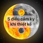 5 ĐIỀU CẤM KỴ TRONG THIẾT KẾ NỘI THẤT CĂN HỘ CHUNG CƯ