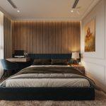 +10 mẫu thiết kế nội thất phòng ngủ căn hộ chung cư đẹp