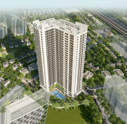 Thiết kế nội thất Chung Cư An Bình Plaza 97 Trần Bình