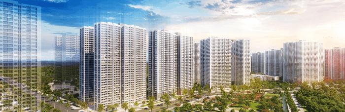 thiết kế nội thất chung cư Vinhomes Smart City Tây Mỗ, Đại Mỗ, hà nội