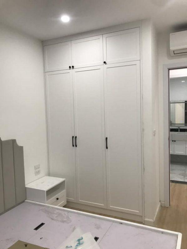 Sản phẩm nội thất tủ quần áo cho căn hộ chung cư