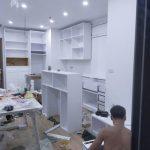Thi công nội thất nhà bếp trọn gói ở Hà Nội