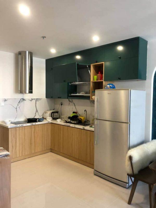 Thiết kế và thi công nội thất trọn gói căn hộ chung cư Sapphire Vinhomes Smart City Tây Mỗ, Hà Nội