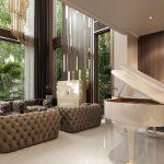 Thiết kế nội thất biệt thự ở Hà Nội