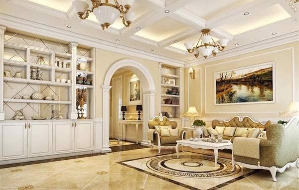 Phong cách nội thất cổ điển cho căn hộ
