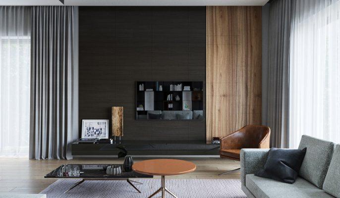 Thiết kế nội thất căn hộ Vinhomes West Point