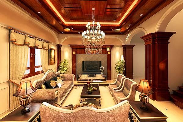 Thiết kế thi công nội thất phong cách cổ điển