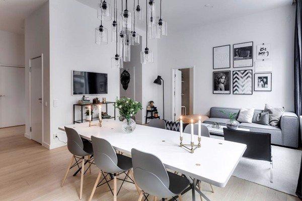 Xu hướng nội thất hiện đại cho căn hộ chung cư