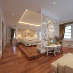Thiết kế thi công nội thất Vinhomes Riverside theo phong cách tân cổ điển