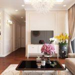 Thiết kế thi công nội thất Vinhome Đẹp – Sang Trọng cho căn hộ chung cư