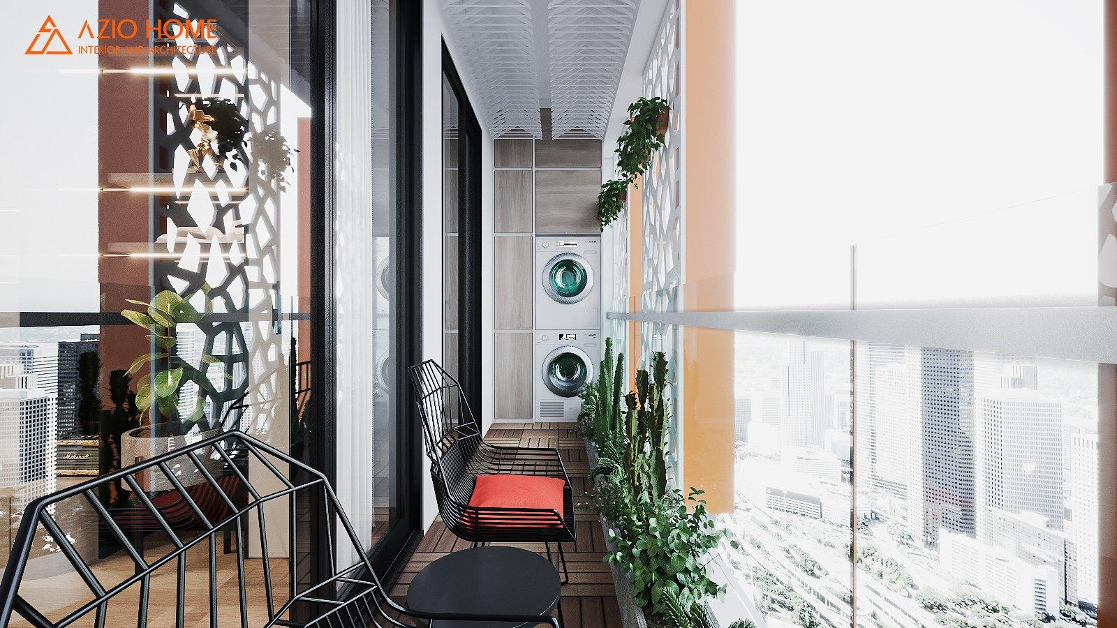 Thiết kế căn hộ B02 Anland Lakeview