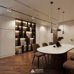 Thiết kế căn hộ Thiên Niên Kỷ Hà Đông, Hà Nội – Sự lột xác hoàn hảo