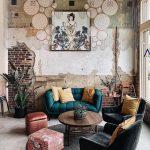 Phong cách thiết kế nội thất Vintage – Cảm xúc của thời gian
