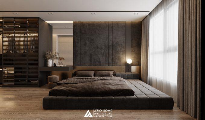 Thiết kế nội thất căn hộ A04 The Zei