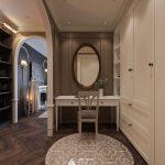 """Thiết kế nội thất phòng ngủ tân cổ điển """"chất"""" nhất mọi thời đại"""