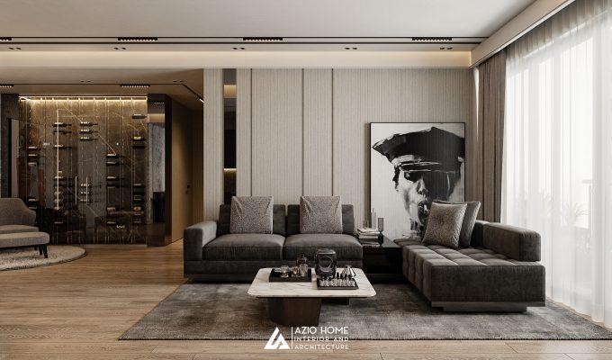 Thiết kế nội thất chung cư B07 The Zei Mỹ Đình