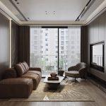 Nên mua sofa da hay nỉ cho phòng khách?