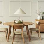 5 nguyên tắc chọn mua bàn ăn gỗ